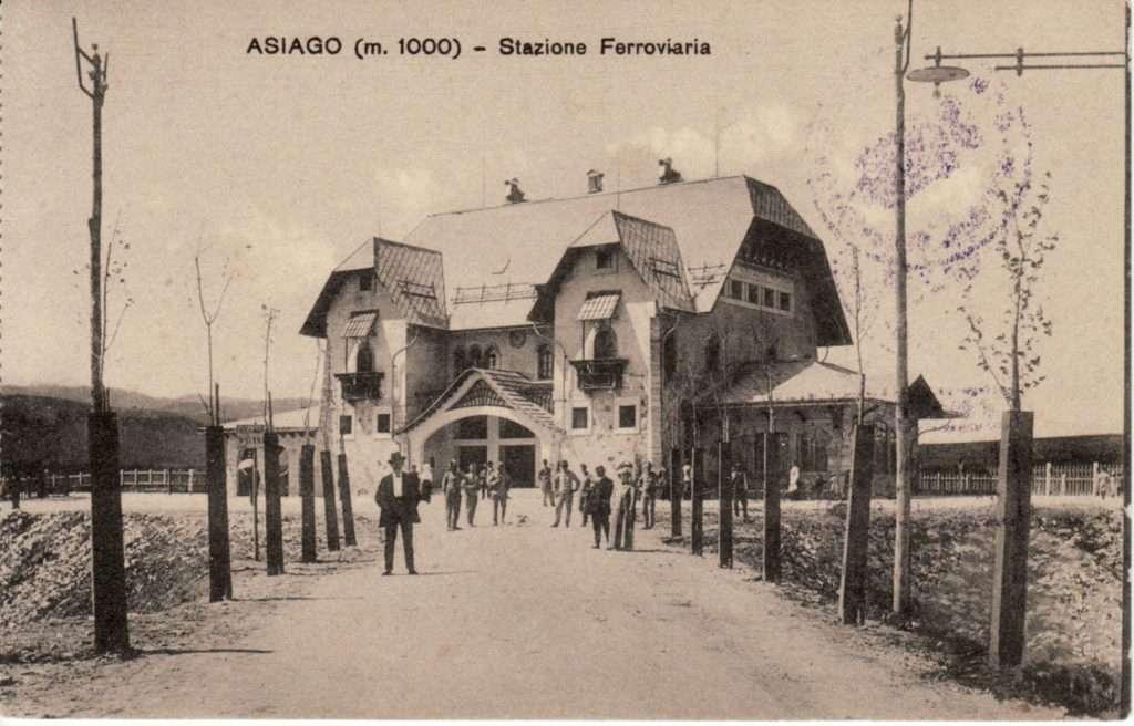 ASIAGO - Stazione Ferroviaria