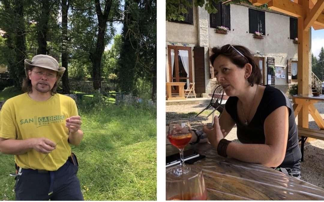 ROBERTA VS STEFANO: LA FAMIGLIA SARTORI A CONFRONTO